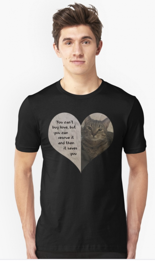 Rescue Love Unisex T-Shirt