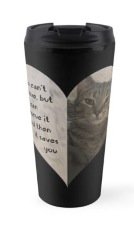 Rescue Love Travel Mug