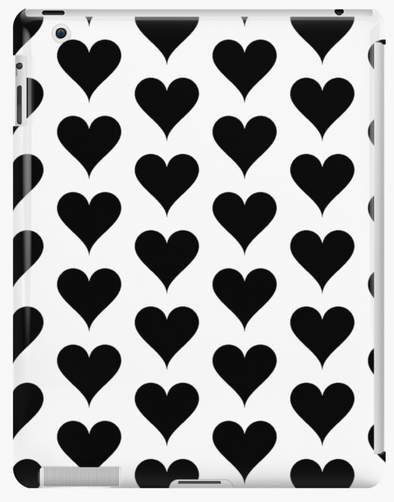 love is better iPad skin