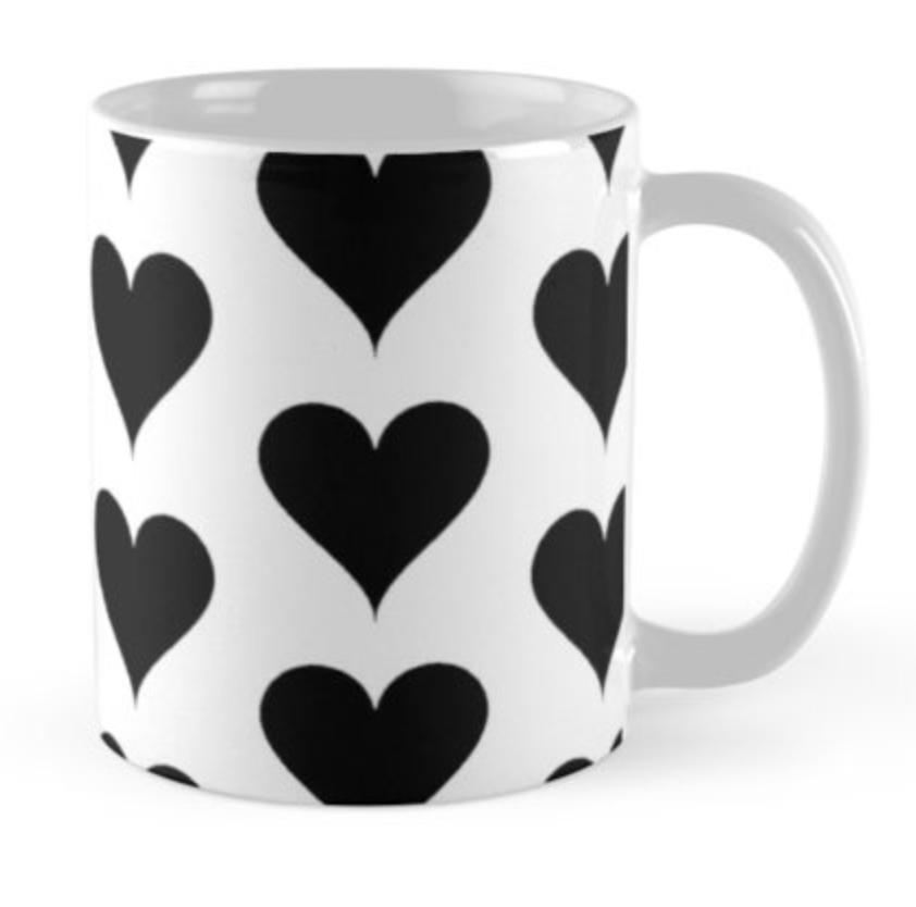 love is better mug