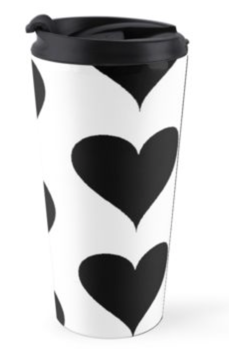 love is better travel mug