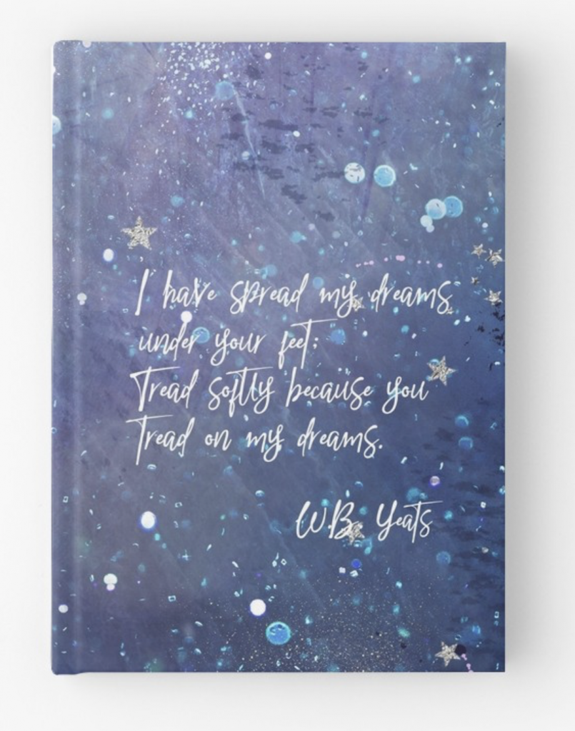 Dreams Hardcover Journal