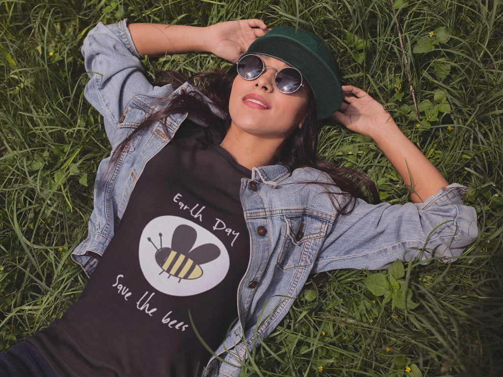 Earth Day - Save the Bees Shirt