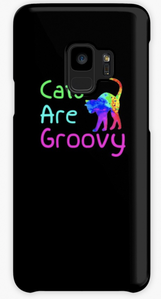 Cats are Groovy Samsung