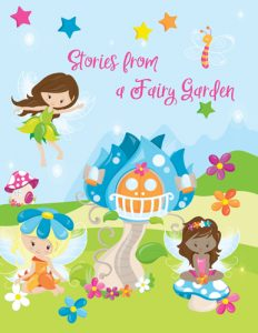 Stories From a Fairy Garden Cover