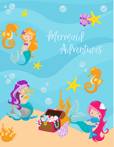 Mermaid Adventures Cover