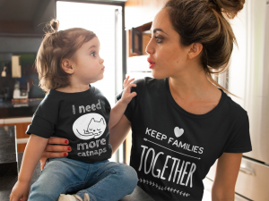 Keep Families Together Shirt (mother and child)