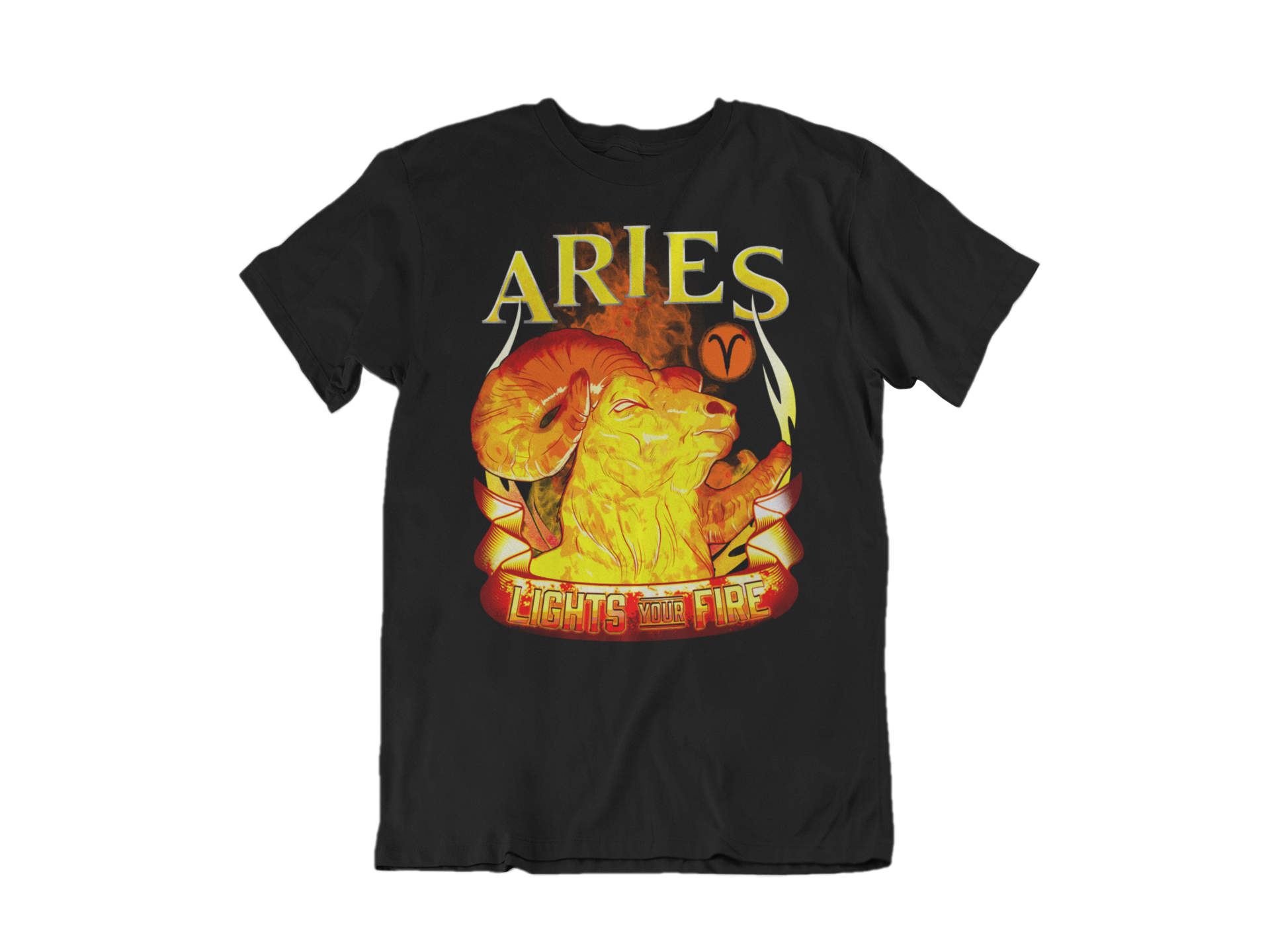 Aries Lights Your Fire