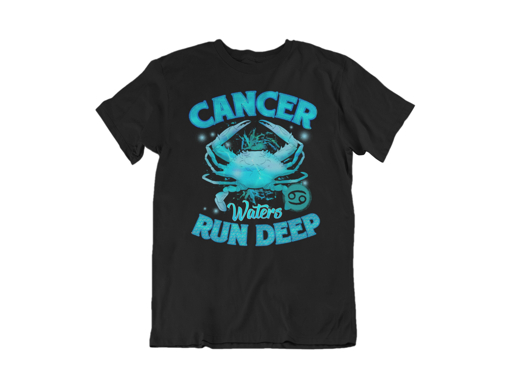 Cancer Waters Run Deep