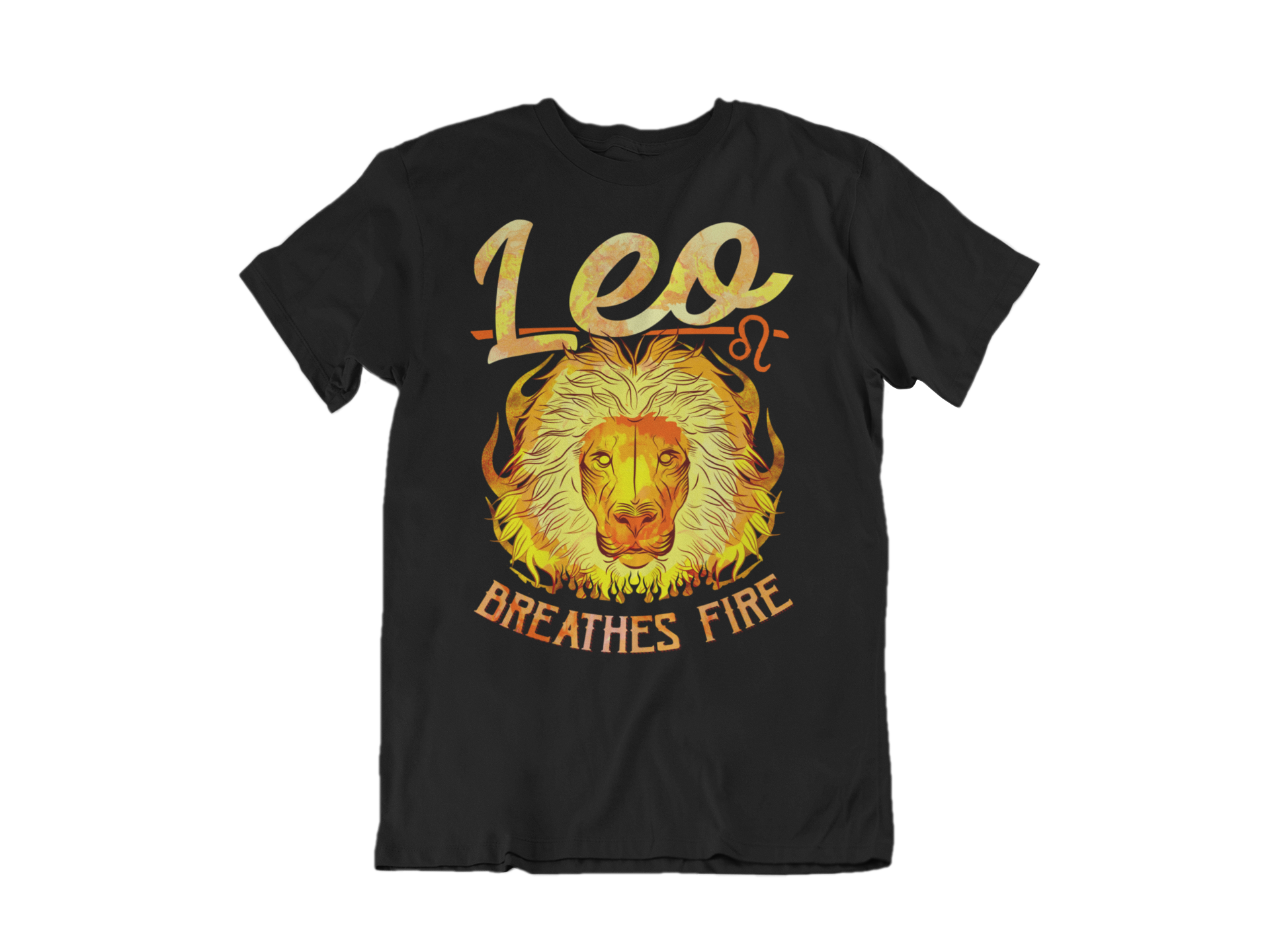 Leo Breathes Fire
