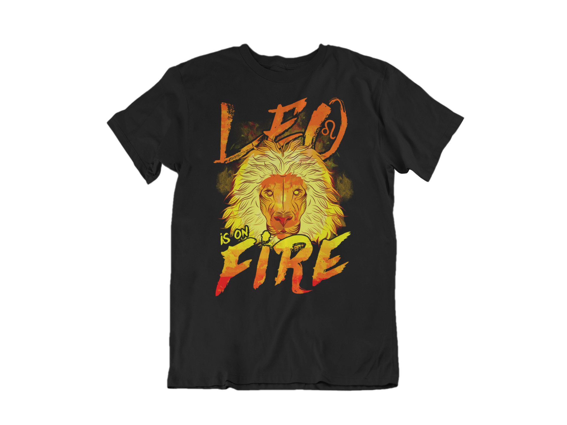 Leo is on Fire