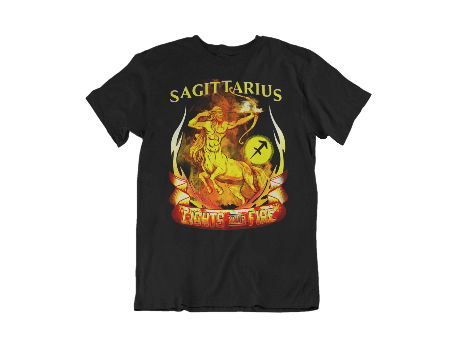 Sagittarius Lights Your Fire
