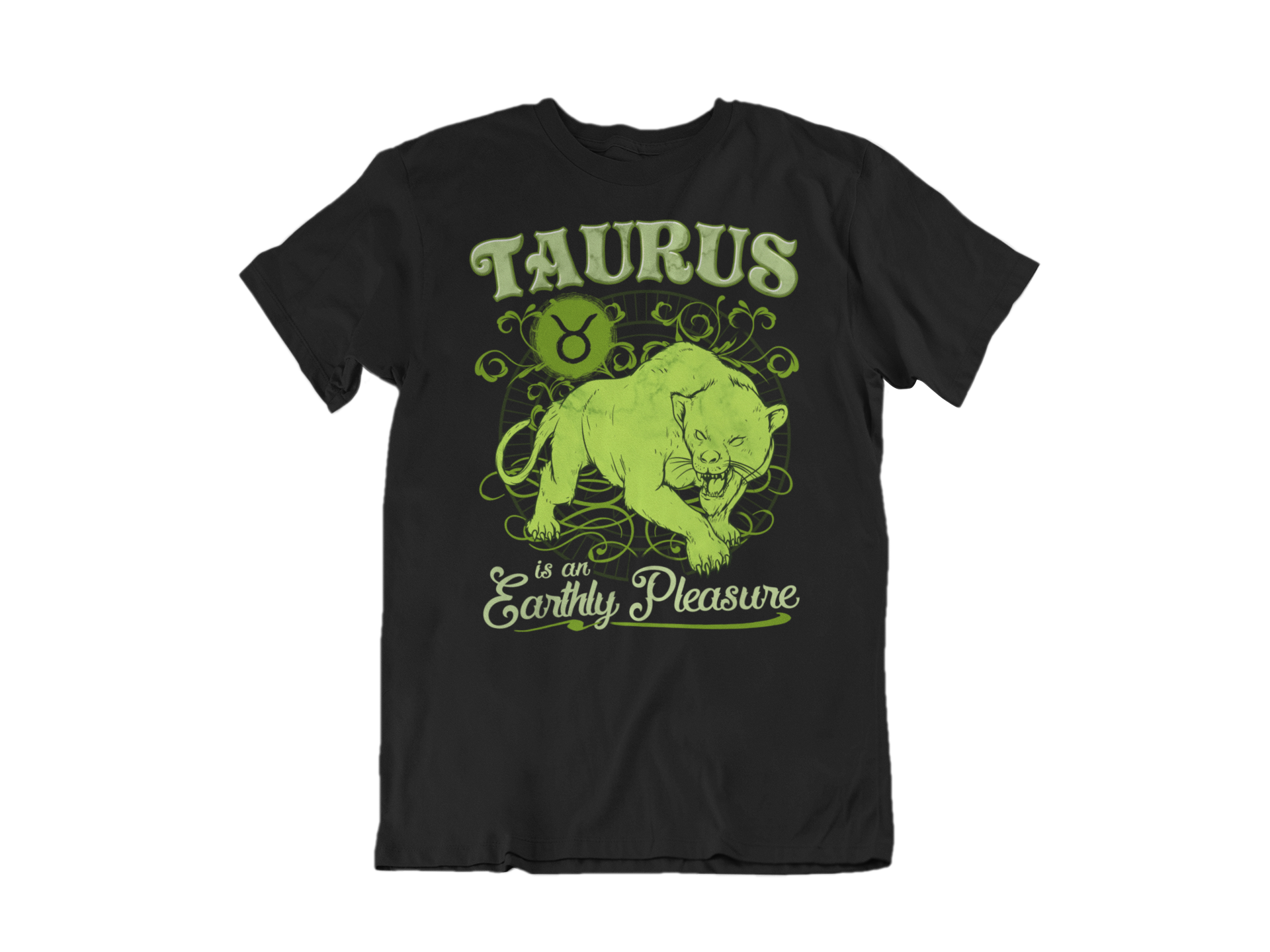 Taurus is an Earthly Pleasure