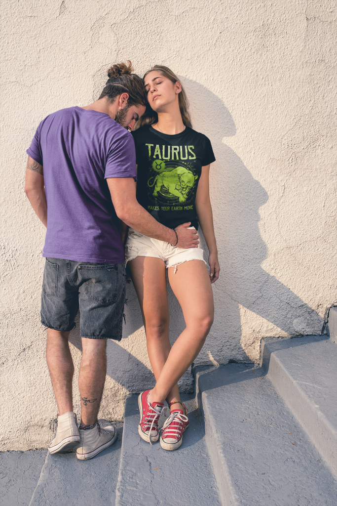 Taurus Makes Your Earth Move T-shirt