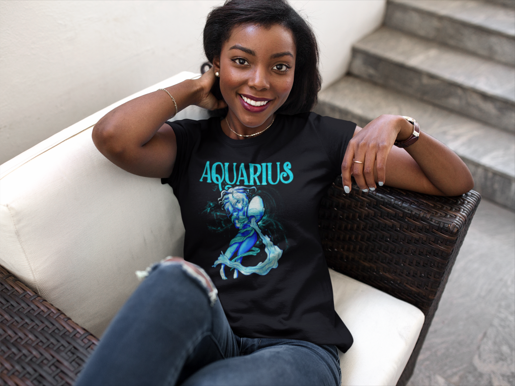 aquarius shirt